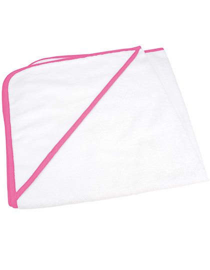 Babiezz® ALL-Over Sublimation Hooded Towel